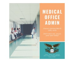 Don't Miss Out - Online Medical Office Classes