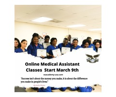 No Limits to What You Can Do – Online Medical Assistant Classes