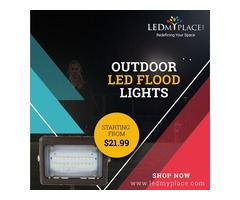 Save on your Energy Bills by Using LED Flood Light