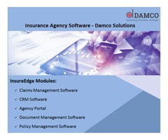Insurance Agency Software - Damco Solutions