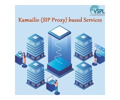 Kamailio (SIP Proxy) based Services by Vindaloo VoIP