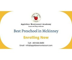 The best preschool in McKinney – Contact Us