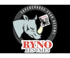 Looking for a Professional Resume writing Service? Ryno Resumes is here for you.