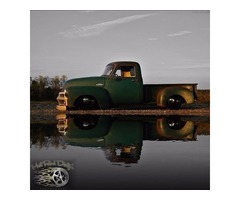 1954 Chevrolet C-10 Air Ride Suspension 3100 Hot Rod Patina Shop Truck