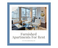 Luxury Fully Furnished Apartments For Rent