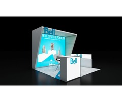 Trade Show Booth Rental Company USA | Exhibition booth design company
