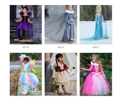 Girl Halloween Costumes - Miabellebaby