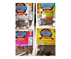 Treat Yourself to the best tasting Jerky ever! delivered to your mailbox!