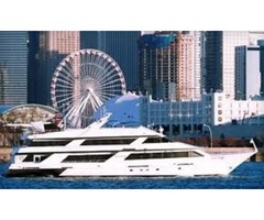CHICAGO'S PREMIER PRIVATE YACHT CHARTERS