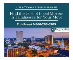 Find the Cost of Local Movers in Tallahassee for Your Move