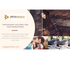 Shop Photoshop Actions & Photoshop Overlay Online