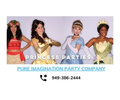 Princess Birthday Party | Party Characters Los Angeles