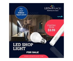 Better Illumination With Led Shop Lights for Sale