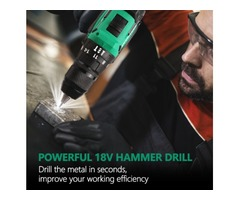 What are the Usage, Impact & Specification of Impact Drill Driver?