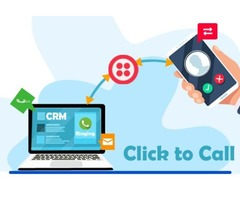 Twilio Click to Call | Communication API : SuiteCRM Twilio
