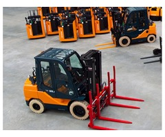 Forklift Equipment Rental