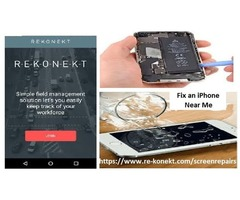 Re-konekt- A Platform that can fix an iPhone near me at Affordable cost
