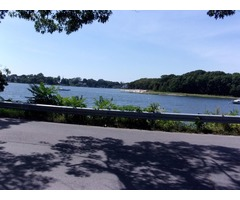 Waterfront lot  FSBO. 4800 sq ft lot on beautiful Brushneck Cove for sale