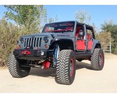 2013 Jeep Wrangler Rubicon Unlimited 10th Anniversary