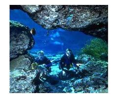 Deep Sea Cave Diving in Florida Springs