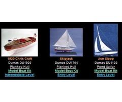 Wooden Ship Kits