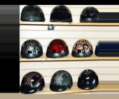 Motorcycle Low Profile Helmets