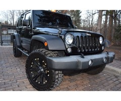 2014 Jeep Wrangler 4WD UNLIMITED SPORT-EDITION