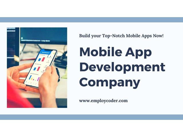 Mobile App Development Company - Employcoder | free-classifieds-usa.com