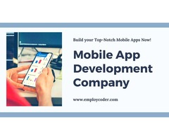 Mobile App Development Company - Employcoder
