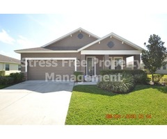 4 Bed/2 Bath Home for rent. 163 Star Shell Dr. Apollo Beach, FL 33572