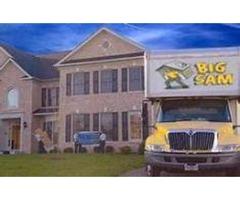 BIG SAM MOVERS