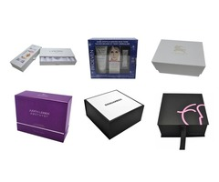Find Quality Designed Custom Rigid Boxes Wholesale.