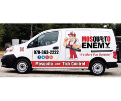 Outdoor Mosquito Prevention & Control