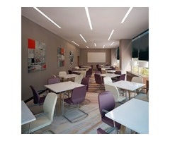 Surface Mount Slim LED Office Linear Lighting