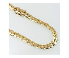 Are You Looking for Cuban Link Chains in Doral?