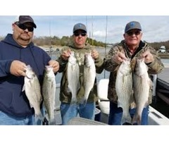 Lake Texoma Fishing Guides