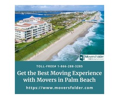 Get the Best Moving Experience with Movers in Palm Beach