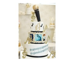 Personalized Photo Cakes by Roobina's Cake - Order Now