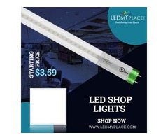 Purchase Our Led Shop Lights On Best Prizes