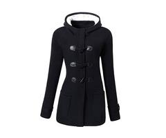 Slim Pocket Standard Womens Cotton Padded Jacket