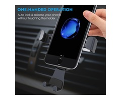 carinashop Cell phone car holder Novel modeling car phone holder Multiple colors