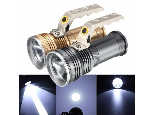 High brightness 3000Lumens 4Modes Portable Outdoor LED Flashlight | free-classifieds-usa.com