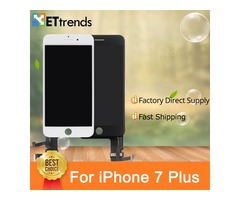 Stable Quality Display for iPhone 7 Plus Lcd Screen Assembly Factory Directly Supply Cold Press Fram