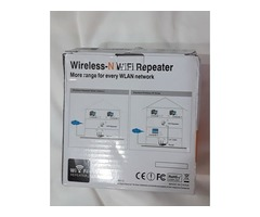 Used WIFI Repeater for sale