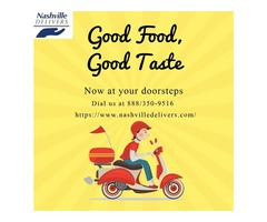 Find Brentwood Food Delivery Service