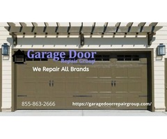 Why is Garage Door Repair Group trusted by many?