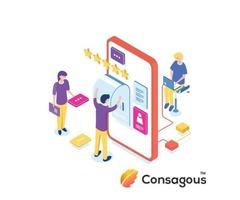 Web and Mobile App Development Company USA   Consagous Technologies