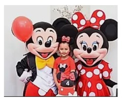 Hire Mickey Mouse Character | Mascot Characters | Party Characters