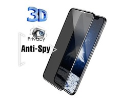 Protect your screen from other people when you use it