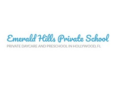 Emerald Hills School - VPK, Preschool & Childcare in Hollywood